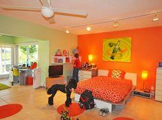 Modern Teenage Bedroom Wall Decor
