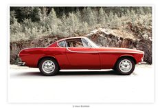 Vintage Motorcycles Volvo by Alan-Eichfeld Vintage Motorcycles, Cars And Motorcycles, Volvo P1800s, Fiat Spider, Trucks, Vintage Cars, Vintage Ideas, 1960s, Classic Cars