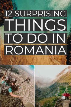 12 Surprising Things to do in Romania (You Won't Want to Miss these!). When trip planning, many people don't consider a trip to the Balkans, this is a huge mistake. Check out 12 Romania travel destinations you won't want to leave off your bucket list. #romania #traveldestinations #romaniatravel #europetravel #travelinspiration