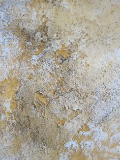 "Wall and Ceilings magazine asked me to create a crumbled concrete wall to be featured in their fall issue. Here is the result ""Crumbled Concrete"""