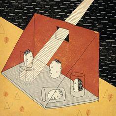 """Endgame by Samuel Beckett,"" by Brian Rea"