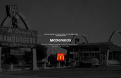 """Check out this @Behance project: """"McDonald"""