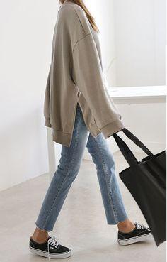 "Outfit school death-by-elocution: "" uniform. "" death-by-elocution: "" uniform. Look Fashion, Korean Fashion, Fashion Outfits, Womens Fashion, Fashion Trends, Preppy Fashion, Classy Fashion, Petite Fashion, 80s Fashion"
