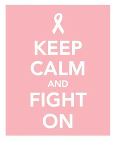 Don't forget: It's Breast cancer awareness month!