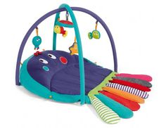 We rounded up the best baby play mats and activity gyms that'll keep your tot happy and stimulated while you grab a few minutes to yourself.