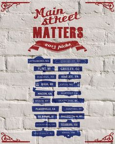 Main Street Martinez made the final cut on Benjamin Moore's #PaintWhatMatters contest!