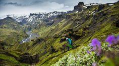 Iceland Is a Mountain Bike Testing Paradise | Outside Online - https://www.facebook.com/GreatMountainBiking/