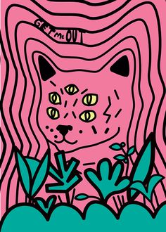 'Cat' by Joanna Jurczak