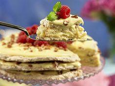 Fika, Halloumi, Cookie Desserts, Delicious Desserts, Nom Nom, Cheesecake, Goodies, Sweets, Sugar