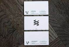 Architect Business Card Designs