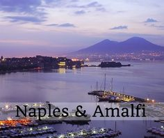 Free travel guides to Naples and the Amalfi Coast