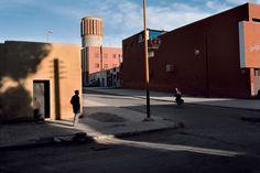 Harry Gruyaert, Ouarzazate, Maroc, 1986.