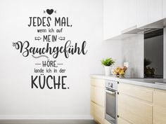 Lustige Wandtattoo Sprüche | witzig & humorvoll | Wandtattoos.de Woodworking, Lettering, Writing, This Or That Questions, Quotes, Advent, Home Decor, Ideas, Funny Quotes And Sayings