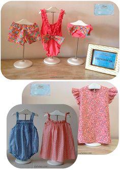Sophie moda infantil primavera-verano 2013