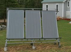 How to Live Comfortably Off the Grid  Choose heating and energy systems with care and build a tight house