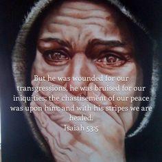 Who Is Jesus, God Jesus, Jesus Loves, Passion Of Christ Images, La Passion Du Christ, Bible Verses Quotes Inspirational, Faith Quotes, Bible Quotes, Jesus Heals