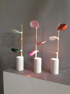 Lamp Folia Lumina by Ontwerpduo