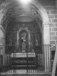 Capela lateral da Sé de Évora