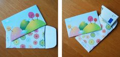 printable cards and envelopes | Printable envelope