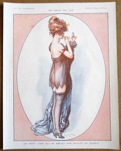Maurice Millière (1871 – 1946). La Vie Parisienne. [Pinned 30-x-2015]