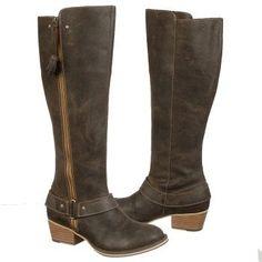 Caterpillar Hepburn Boots (Chocolate Brown) Womens Boots