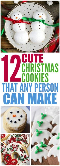Preparing Christmas is not easy from shopping for gifts to choosing what to cook. Easy Christmas Cookie Recipes, Christmas Treats, Christmas Cookies, Holiday Recipes, Hanukkah Food, Hanukkah Recipes, Grinch, Reindeer Cookies, Chocolate Sugar Cookies