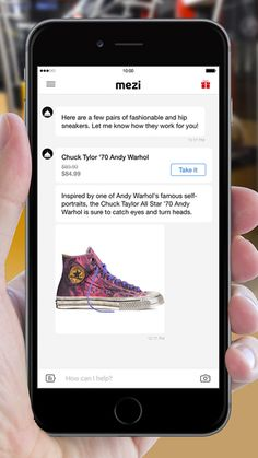 Mezi Is Your New Personal Shopping Assistant