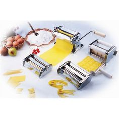 Shop Wayfair for Pasta Makers & Accessories to match every style and budget. Enjoy Free Shipping on most stuff, even big stuff.