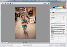 Editing Raw Files With Adobe Camera Raw