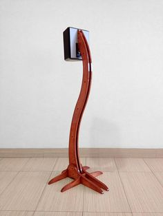 Speaker Stand by Chung-Mau Cheng