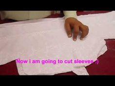 Simple Salwar Kameez Cutting Method-Easy And Quick Kameez Cutting Tutorial