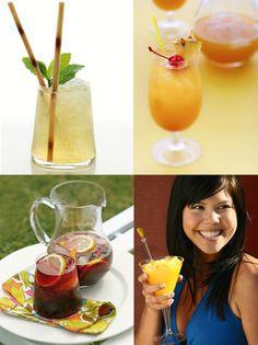 .pitcher drinks.