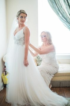 A Gorgeous Blush Texas Wedding on a Tight Budget Gallery - Style Me Pretty