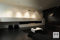 Foyers, Gas Fires, Wall Lights, Living Room, Interior Design, Mirror, House, Furniture, Home Decor