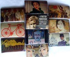 Carteras sencillas de portadas - Paperback wallets