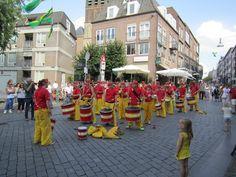Bloco Fogo @ Nijmegen Samba Festival Weekend 2011