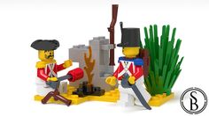 https://flic.kr/p/CmEXa8   Classic LEGO Pirates - Soldiers Forge   Classic Pirates set I made for MecaBricks.