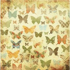 Silhouette Design Store - View Design #28829: laced with grace butterfly