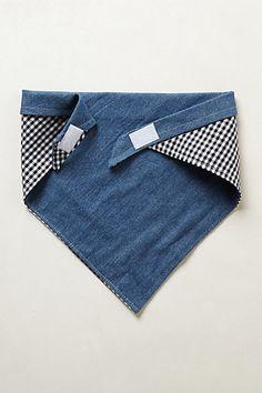 Dog bandanas! velcro closure, good idea