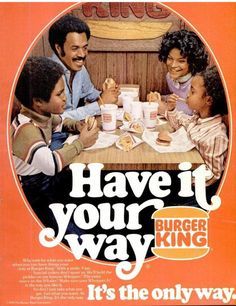 Image detail for -Fast food sellers vie for your consumable dollars. Which of these vintage ways of promoting their goods attracted the consumer's attention most? Check out those ...