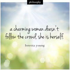 be yourself. #motivationmonday