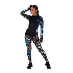 Black Run London 2020 Leggings Leggings, London, Legs, Running, Swimwear, Collection, Black, Fashion, Bathing Suits