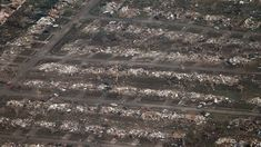 Tornado on 20th May 2013 flattened homes in Moore
