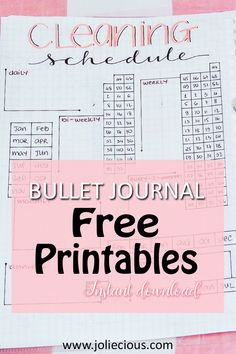 A growing collection from free bullet journal & planning printables. Instant download; no subscription needed. Free Bullet Journal Printables, Bullet Journal Budget, Bullet Journal Stencils, Journal Template, Bullet Journal Layout, Bullet Journal Inspiration, Book Journal, Journal Ideas, Bullet Journals