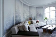 見えるもの見えないもの – KENZO邸に壁画を描く-