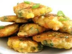 Corn fritters native american recipes