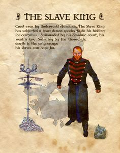 """The Slave King"" - Charmed - Book of Shadows"