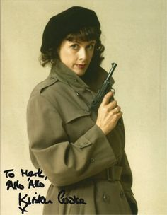 Does anyone know what 'Allo 'Allo is? A french resistance girl and an onion seller would be great Halloween costumes for Ross and I! French Fancy Dress, Great Halloween Costumes, Costume Ideas, French Resistance, French Costume, Are You Being Served, The Best Series Ever, British Comedy, Comedy Tv