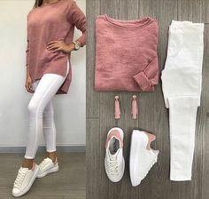 42 Inspiring summer outfits with leggings to try out Embarazadas la M . - 42 Inspiring summer outfits with leggings to try out Embarazadas la Moda - Sporty Outfits, Trendy Outfits, Winter Outfits, Summer Outfits, Cute Outfits, Fashion Outfits, Womens Fashion, Fashion Ideas, Girly Outfits