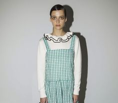 LFW | Shrimps SS17 http://ift.tt/2cgHLW4 #WonderlandMagazine #Fashion